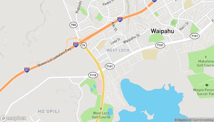 Mapa de 94-050 Farrington Hwy en Waipahu