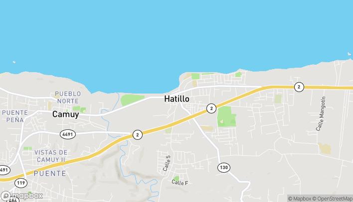 Map of 506 Calle Truncado in Hatillo