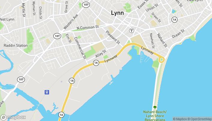 Map of 413 Lynnway in Lynn