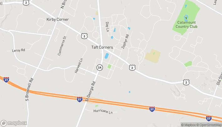 Mapa de 121 Connor Way en Williston