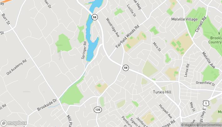 Map of 2273 Black Rock Turnpike in Fairfield