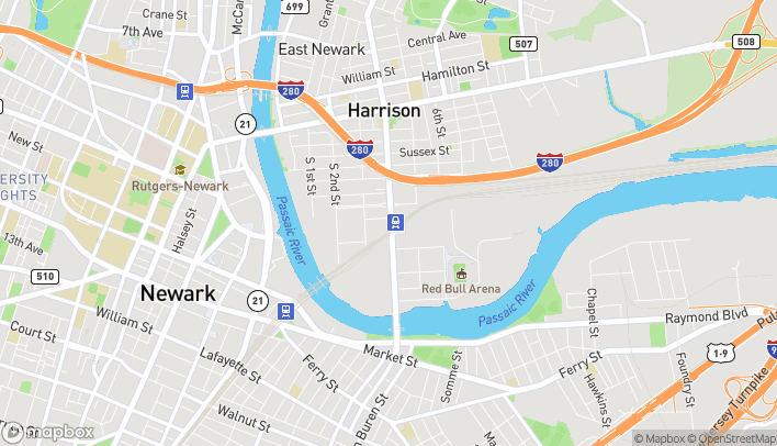 Mapa de 809 Frank E Rodgers Blvd S en Harrison
