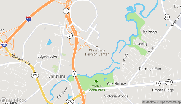 Mapa de 3146 Fashion Center Blvd en Newark