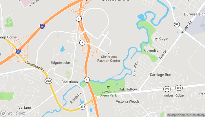 Map of 3146 Fashion Center Blvd in Newark
