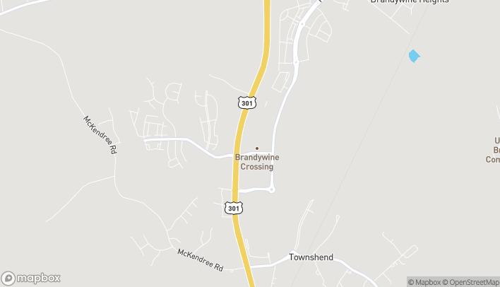 Map of 15816-B Crain Hwy in Brandywine
