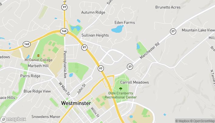 Mapa de 200 Clifton Boulevard en Westminster