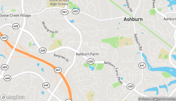 Map of 43330 Junction Plaza in Ashburn