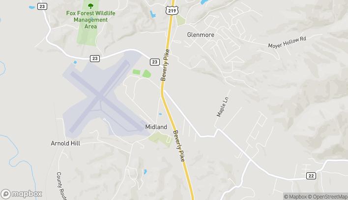 Mapa de 751 Beverly Pike en Elkins