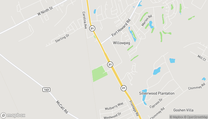 Map of 5440 Hwy 21 S in Rincon