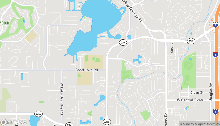 Mapa de 931 North S.R.434 en Altamonte Springs