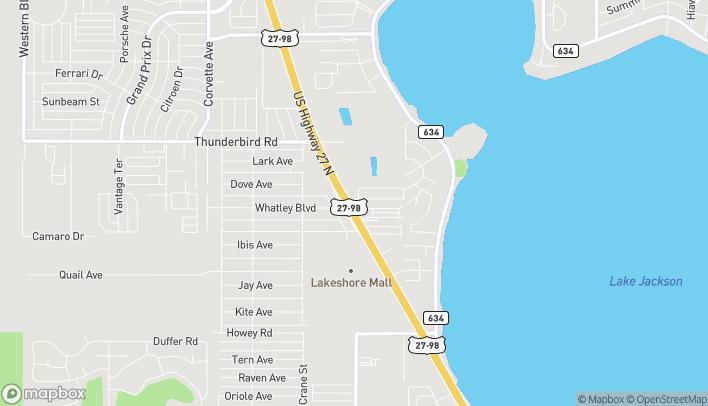 Map of 1300 US Highway 27 N in Sebring