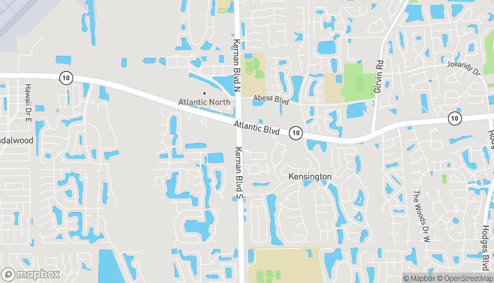 Mapa de 12220 Atlantic Blvd en Jacksonville