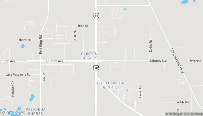 Mapa de 11784 US Hwy 301 en Dade City