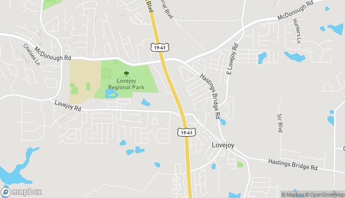 Map of 11481 Tara Blvd in Hampton