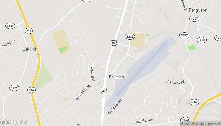 Map of 2766 S. Hwy 27 in Somerset