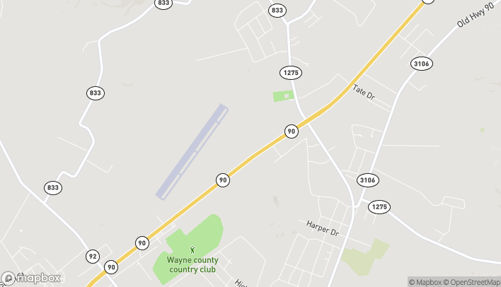 Map of 75 Walmart Plaza Dr in Monticello
