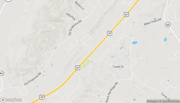 Mapa de 3035 Rhea County Hwy en Dayton