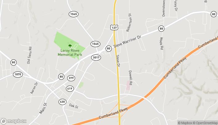Mapa de 235 S Hwy 127 en Russell Springs