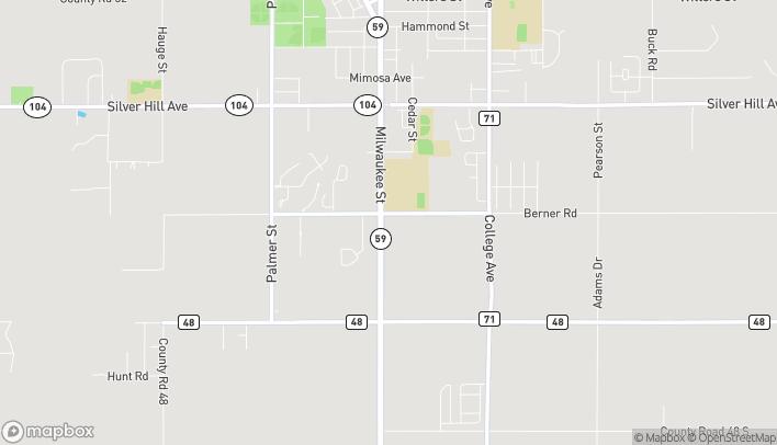Mapa de 21480-A State Highway 59 en Robertsdale