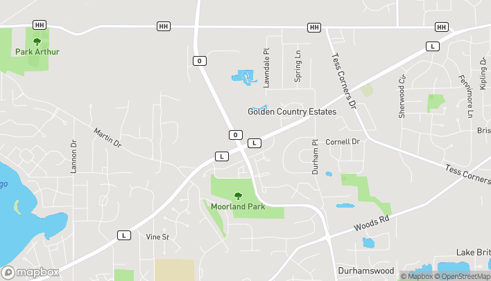 Map of S69 W15468 Janesville Rd in Muskego