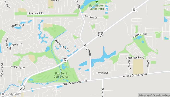 Mapa de 2808 US Hwy 34 en Oswego