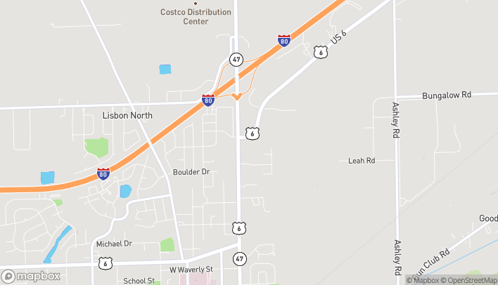 Map of 173 E US RT 6 in Morris