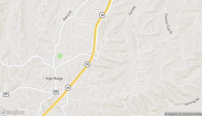 Mapa de 105 High Ridge Commons en High Ridge