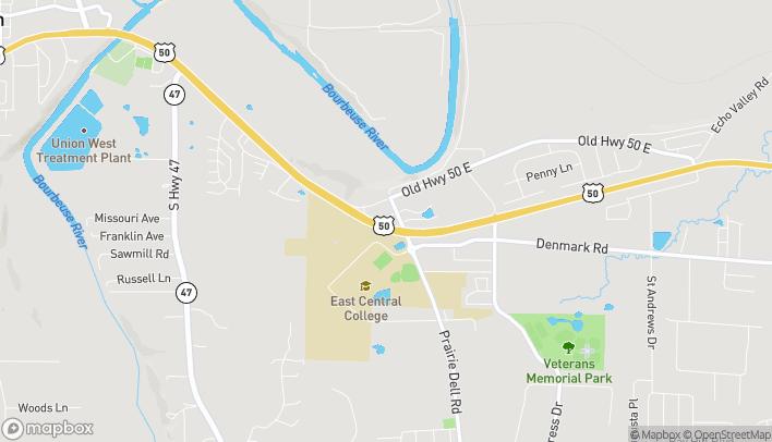 Mapa de 24 Silo Dr en Union