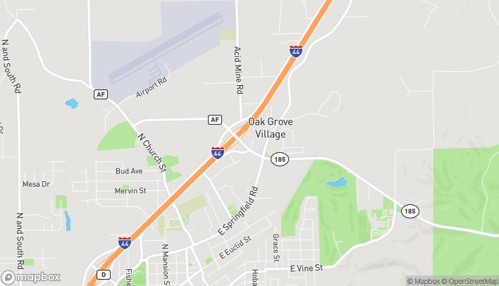 Mapa de 795 Eagles Ct en Sullivan