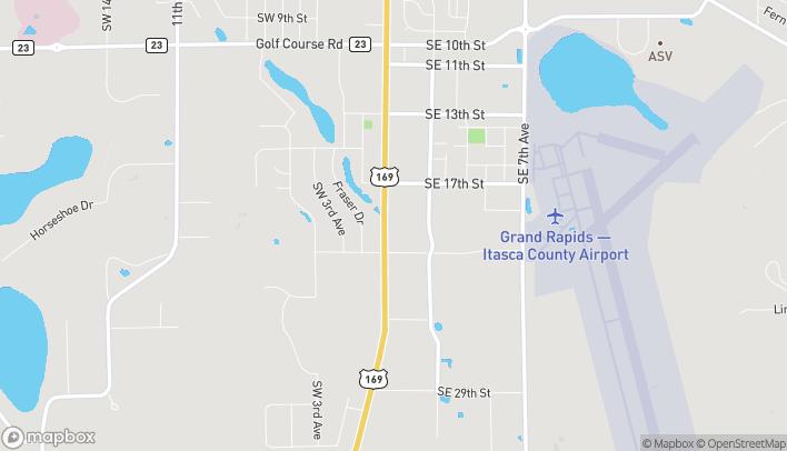 Map of 1920 S Pokegama Avenue in Grand Rapids