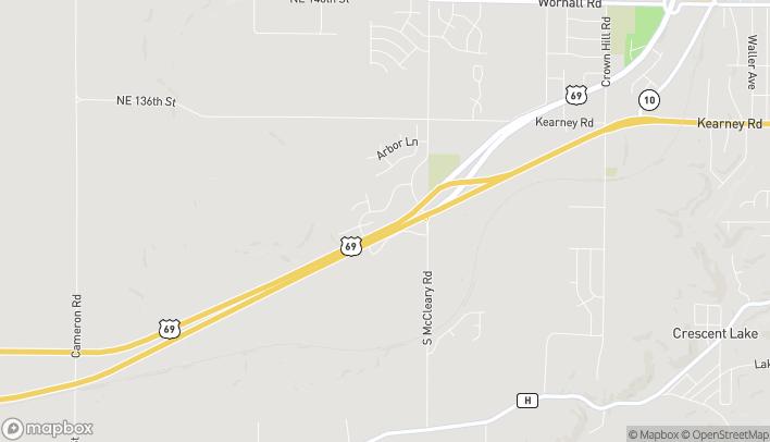 Mapa de 2367 Vintage Ct en Excelsior Springs