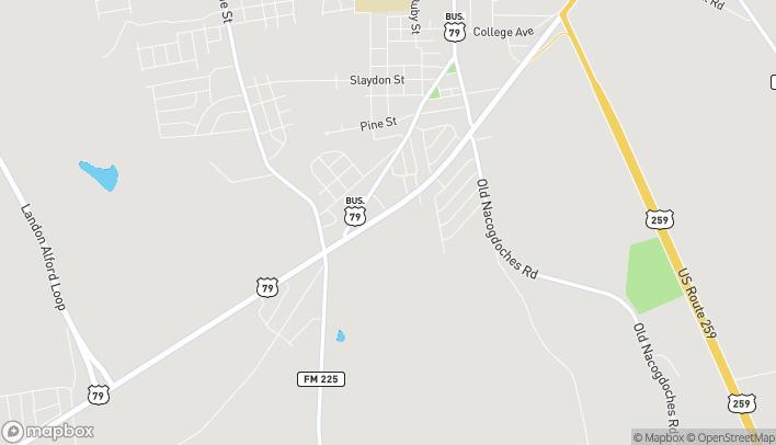 Mapa de 2127 US Hwy 79 S en Henderson
