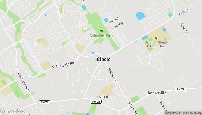Mapa de 791 FM 1103 en Cibolo