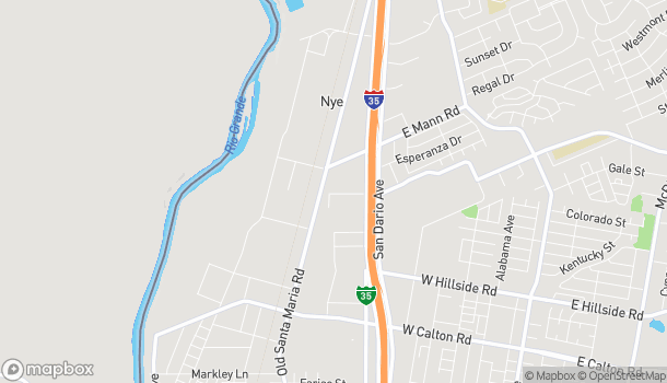 Map of 5704 N San Bernardo Ave in Laredo