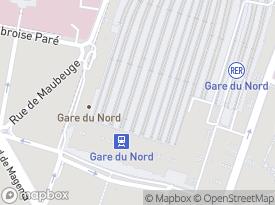 Gard Du Nord Paris Map.Regus Paris Gare Du Nord Liquidspace