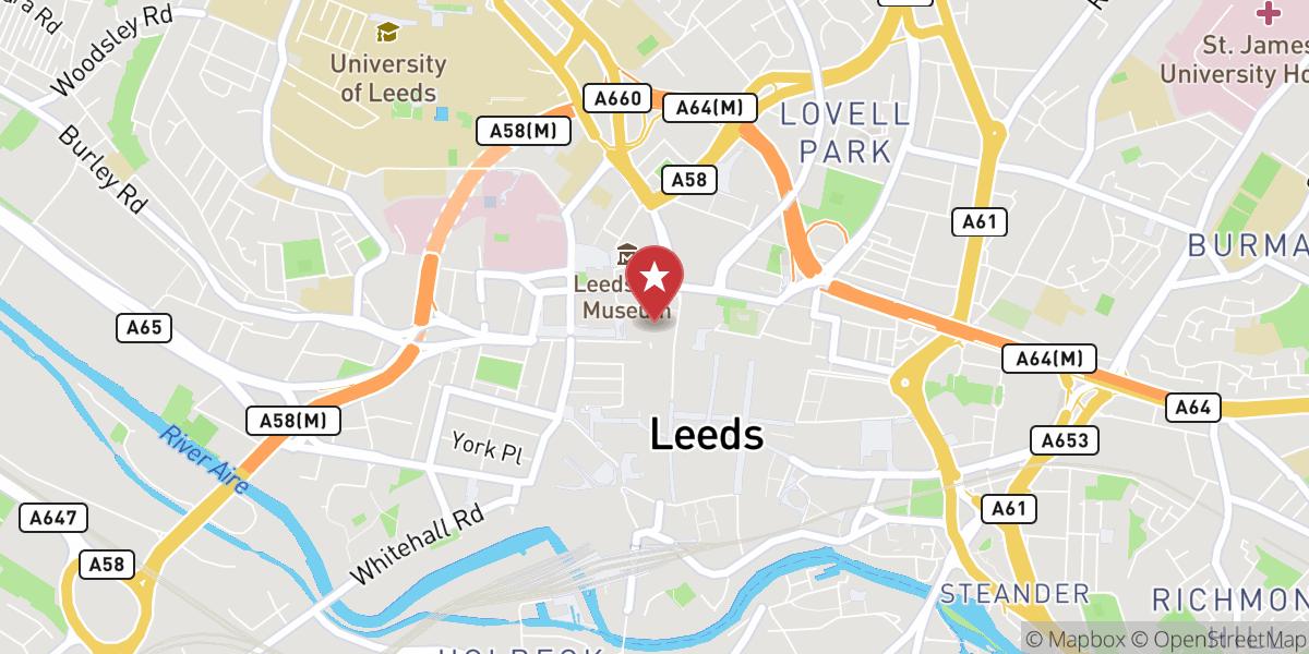 Mapbox Map of -1.545807613088235,53.79991277125348