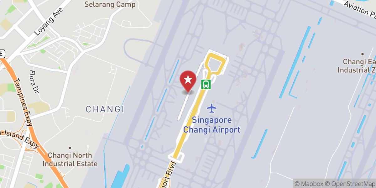 Mapbox Map of 103.9861083900983,1.3560281705847879
