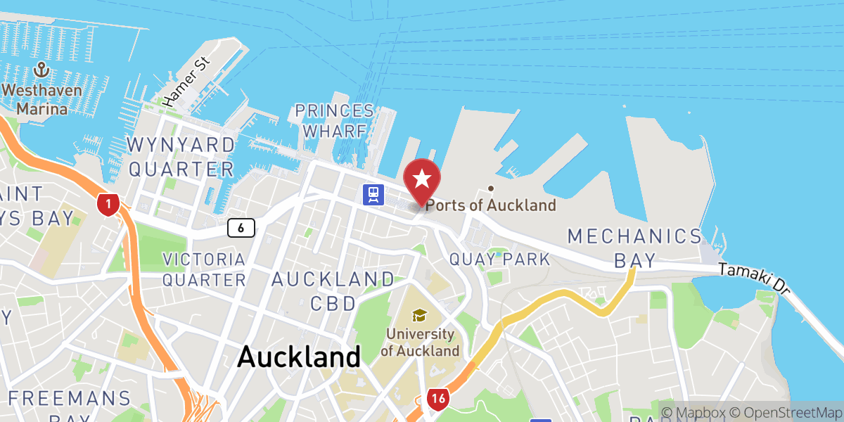 Mapbox Map of 174.7706785846277,-36.84497214394921
