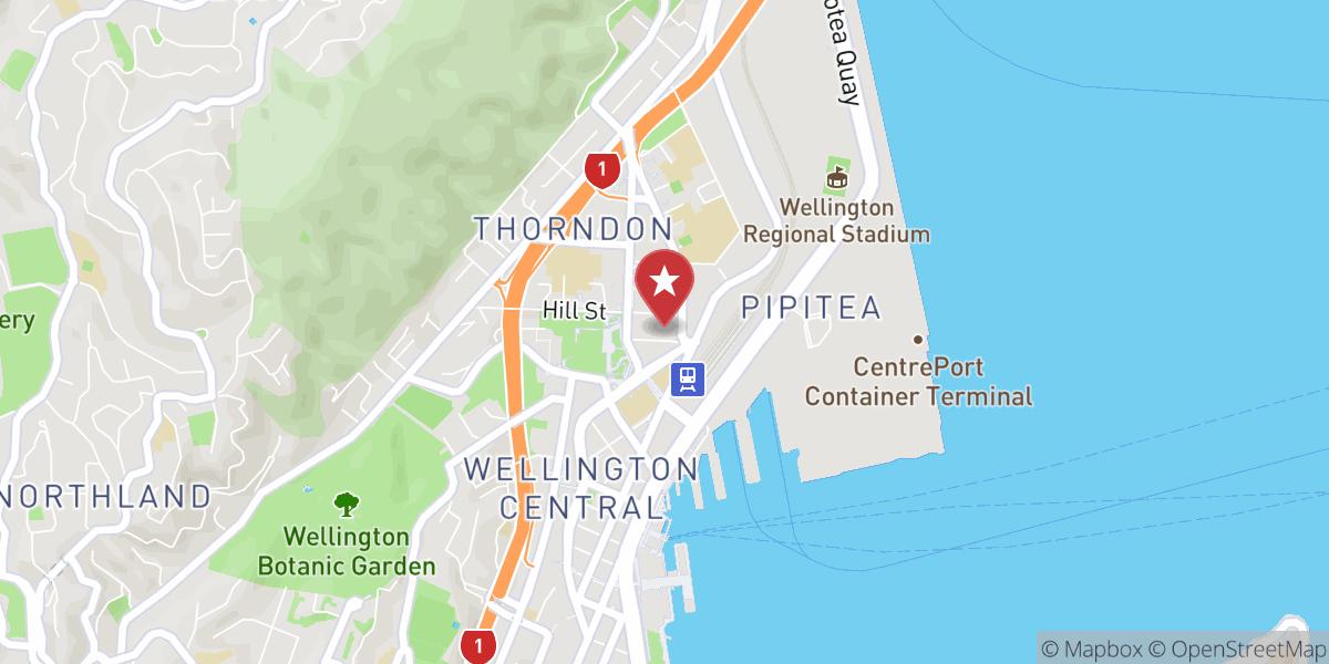 Mapbox Map of 174.77919908630284,-41.27753429053217