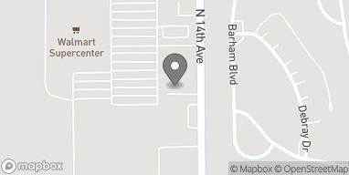 Mapa de 1903 N 14th Ave en Dodge City