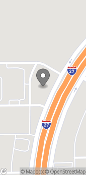 Map of 1601 North I-27 in Plainview
