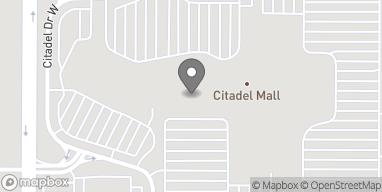 Map of 750 Citadel Dr E in Colorado Springs