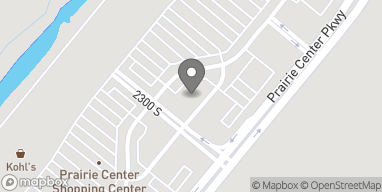 Mapa de 2237 Prairie Center Parkway en Brighton
