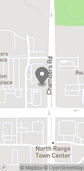 Mapa de 10439 Chambers Rd en Commerce City