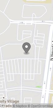 Map of 5278 N Nevada Ave in Colorado Springs