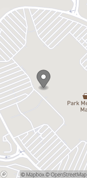 Map of 8425 Park Meadows Center Dr in Lone Tree