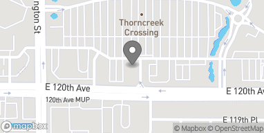 Map of 951 E 120th Ave in Thornton