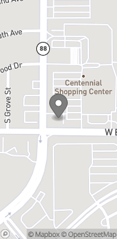 Map of 5098 S Federal Blvd in Englewood