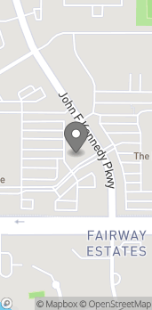 Mapa de 4515 John F Kennedy Pkwy en Fort Collins