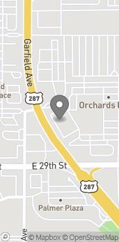 Mapa de 225 E 29th Ave en Loveland